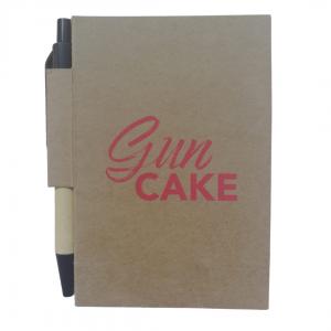 Carnet Gun Cake